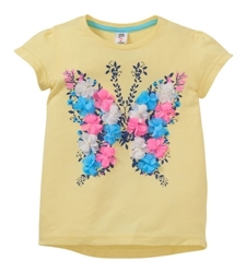 Picture of Kiki&Koko T-Shirt Butterfly