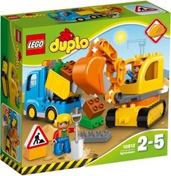 תמונה של לגו Duplo 10812 - החופר משאית, מתנה אידיאלית עבור 2 ילדים בני שנה