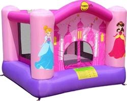 Изображение HappyHop bouncy castle princess (9001P)