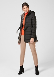 Picture of Light-down quilted coat