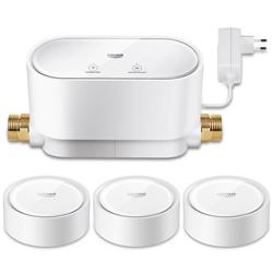 Изображение Grohe Sense Guard intelligent water control & 3 intelligent water sensors 22502LN0