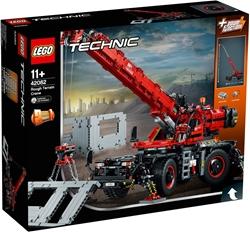 תמונה של LEGO TECHNIC 42082 Terrain Common קריין עגלה