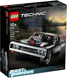 Picture of LEGO Technic 42111 Technic Dom's Dodge Charger, building set, colored