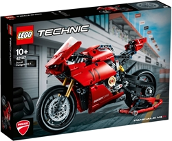 תמונה של LEGO TECHNIC דוקאטי Panigale V4 R 42107