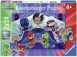 Picture of Ravensburger children's puzzle - PJ Mask (Ravensburger 07824)