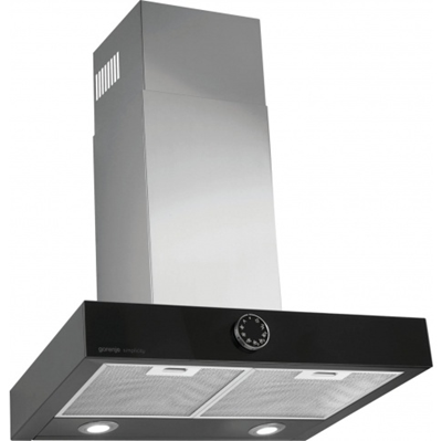 Picture of Gorenje DTA6SY2B wall vertical Extractor hood
