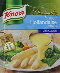 תמונה של Knorr Feinschmecker Hollandaise low-fat sauce  250 ml