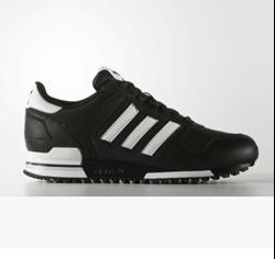 Picture of Adidas ZX 700 Leather Superstar Men Shoes Hamburg Boost Original Black G6