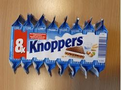 תמונה של שוקולד קסטה קנופר 25 גרם באריזה של 8 יחידות