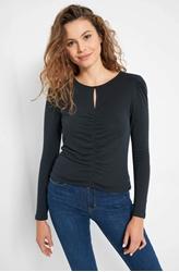 תמונה של חולצה עם סלסולים ORSAY