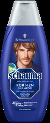 Изображение Schwarzkopf Schauma Shampoo For Men