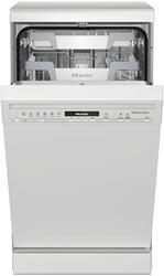 Picture of Miele G 5640 SC SL freestanding dishwasher 45 cm brilliant white / A ++
