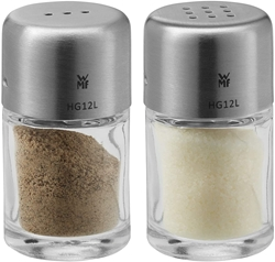 Изображение WMF Bel Gusto salt and pepper shakers