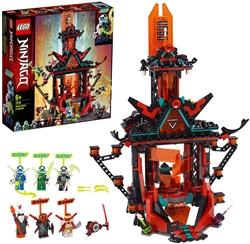 Изображение LEGO 71712 Ninja Empire Temple of Nonsense, Construction Set with 6 minifigures, Ninja Toy for Children