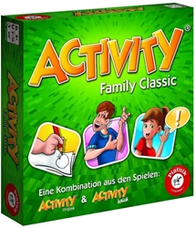 Picture of Piatnik 9001890605079 Activity Family Classic Board Game