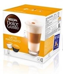 Изображение Nescafe dolce gusto capsules