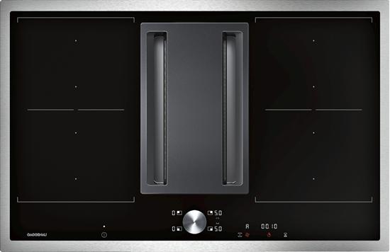 תמונה של כיריים אינדוקציה משולב קולט אדים CV282110 גגנאו