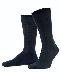 Picture of FALKE men's Family M socks, COLOR: Dark navy