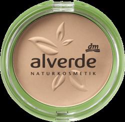 Изображение alverde NATURAL COSMETICS Compact make-up 015 soft beige, 9 g