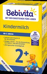 Picture of Bebivita Children's milk 2+ from 2 years, 500 g