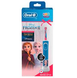 תמונה של מברשת שיניים חשמלית אנה ואלזה Oral-B