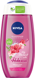 Picture of NIVEA Shower gel my Moment with Hibiscus, 250 ml