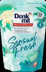 Picture of Denkmit Linen perfume caps Sensual Fresh, 15 pcs