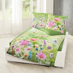 Picture of Bierbaum Mako-Satin reversible bed linen 80x80 cm /135x200 cm-