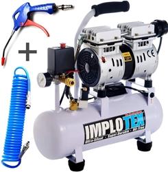 תמונה של 480W silent whisper compressor air compressor only 48dB silent oil free whisper compressor Compressor IMPLOTEX