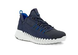 Picture of  ECCO ZIPFLEX men's shoe Blue