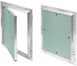 """תמונה של דלת תחזוקת פיקוח 30x60 ס""""מ"""