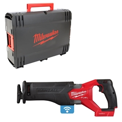 Picture of Milwaukee M18 ONEFSZ-0X FUEL ONE-KEY cordless reciprocating saw in HD box