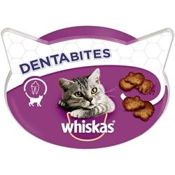 Изображение Whiskas Snack for cats, dentabites with chicken, 40 g