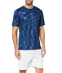 Picture of PUMA Men's cup jersey, Colour: Peacoat-puma White, Size M