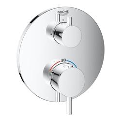 Picture of Grohe Atrio thermostatic shower mixer for Rapido SmartBox chrome 24134003