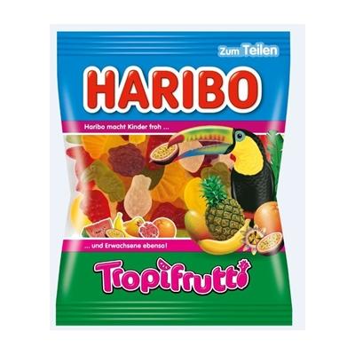 תמונה של ממתק גומי של Haribo Tropifrutti 200G