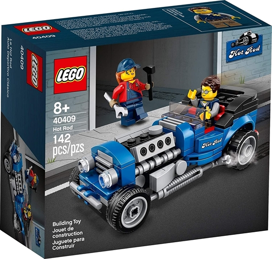 תמונה של LEGO Hot Rod 40409
