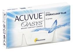 תמונה של עדשות מגע לשבועיים גונסון & גונסון Acuvue Oasys with Hydraclear Plus -3.75/8.4