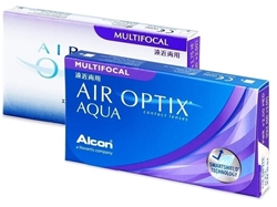 Picture of  HOT DEAL Air Optix Multifocal (6 pcs.) -9/LO