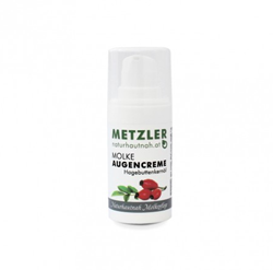 Picture of METZLER MOLKE-AUGENCREME,  EYE CREAM WITH ROSE HIP SEED OIL (15 ml)