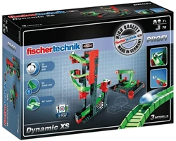 Изображение fischertechnik 536619 Professional Dynamic XS Ball Run