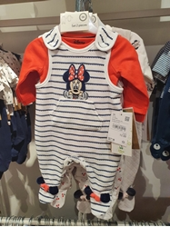 Изображение Baby Outfit (Minnie)- 2 pieces, Organic Cotton