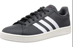 תמונה של Adidas Grand Court Base Gresix/ftwwht/Maroon Size 9