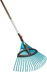 Picture of Gardena combisystem KS adjustable broom with wooden handle