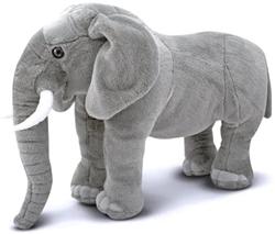 Picture of Melissa & Doug Elephant Plush Toy