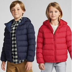 Picture of Uniqlo CHILDREN LIGHTLY LINED PARKA WITH HOOD
