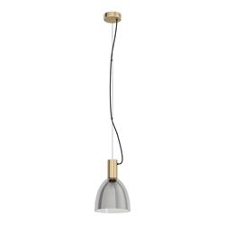 Изображение Eglo LEBALIO hanging light brown, 1-lamp